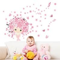 ילדת פרחים