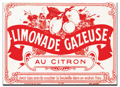 Limonade Gazeuse