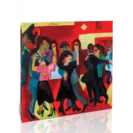 Ernst Ludwig Kirchner - Tangotee , 1919