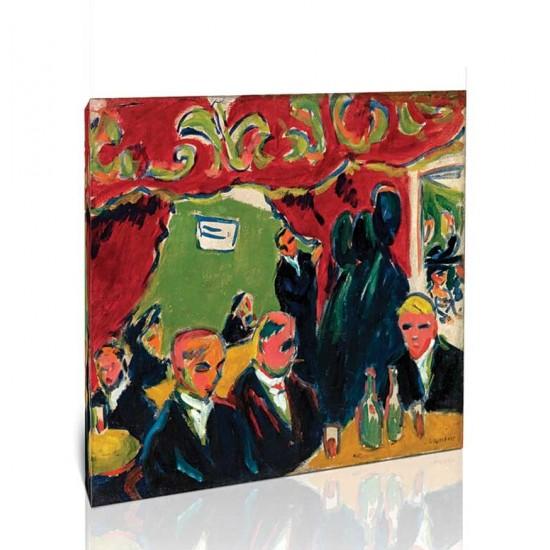 Ernst Ludwig Kirchner - Tavern