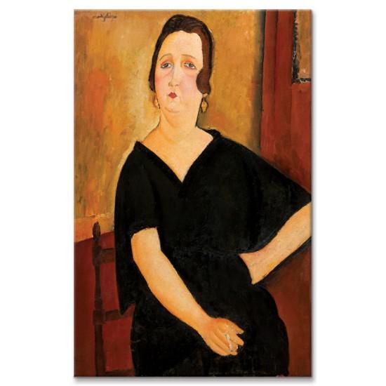 מאדאם אמידי (אישה עם סיגריה)