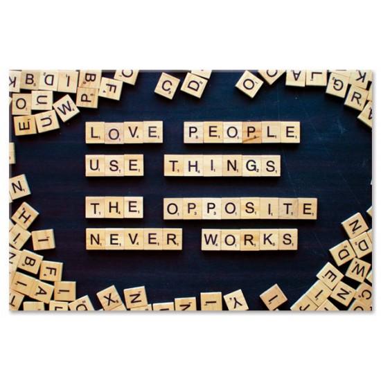 תאהבו אנשים