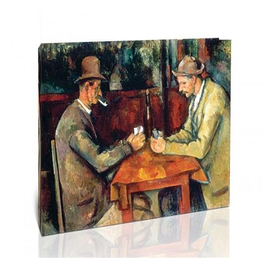 שני שחקני קלפים