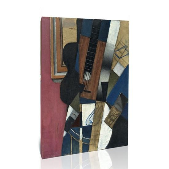 גיטרה ומקטרת