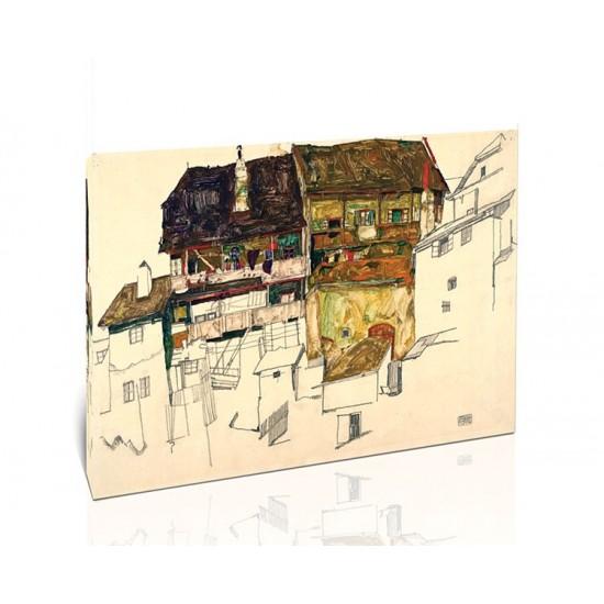 בתים ישנים בקרומאו