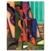 כינור וגיטרה
