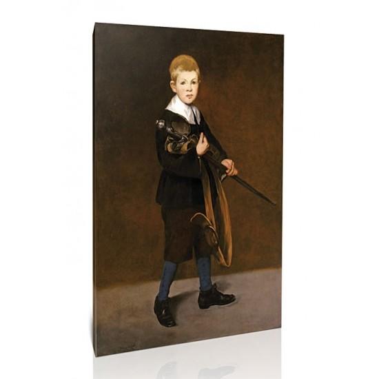 ילד עם חרב