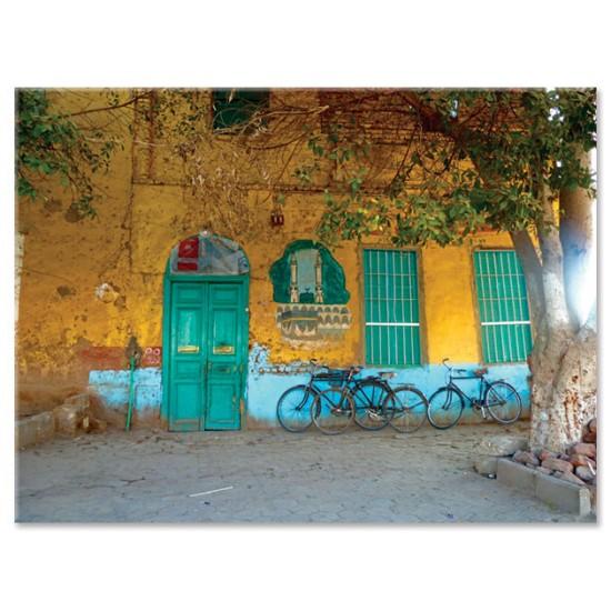 רחוב צדדי בלוקסור, מצרים