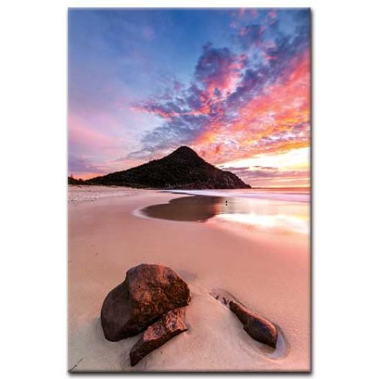 חוף זנית, אוסטרליה
