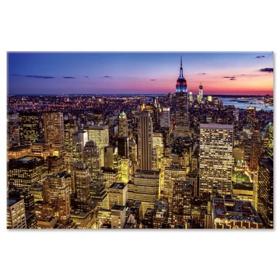 ניו יורק בין ערביים