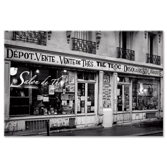 רחוב צדדי, פריז