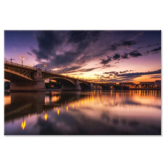 גשר מרגיט, בודפשט