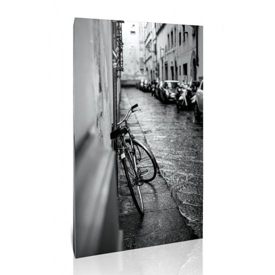 אופניים בסמטה