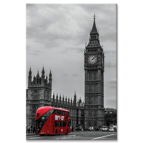 אוטובוס אדום