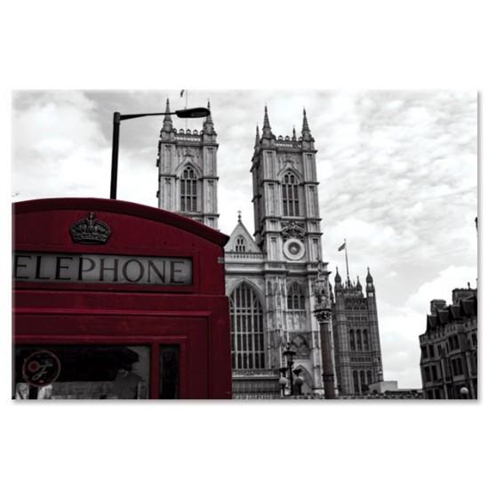 תא טלפון, לונדון