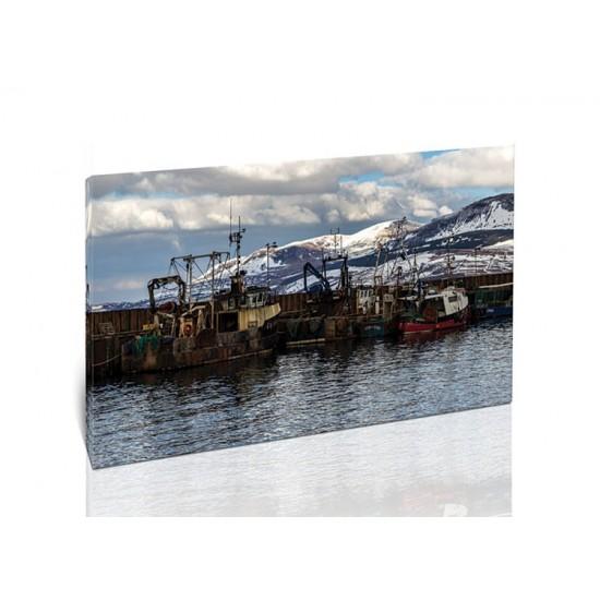 נמל קרדל, סקוטלנד