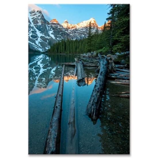 אגם לואיז, קנדה