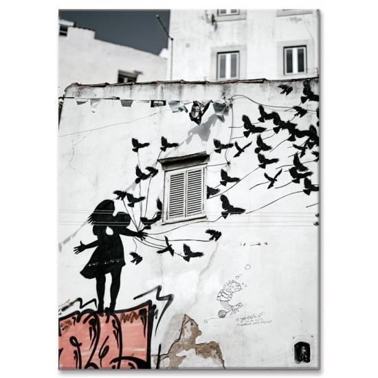 ציור קיר בליסבון