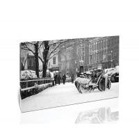 לונדון תחת שלג