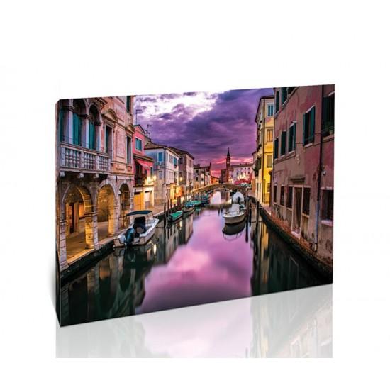 שקיעה מעל ונציה