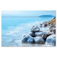 חוף לבן, ים המלח