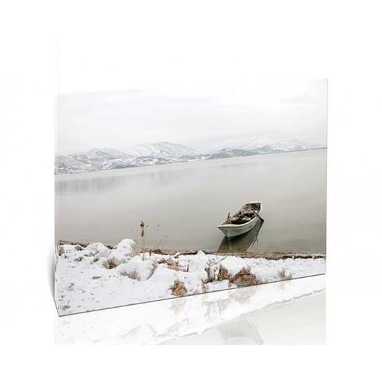 אגם קפוא, טורקיה