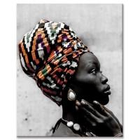 כיסוי ראש אפריקאי