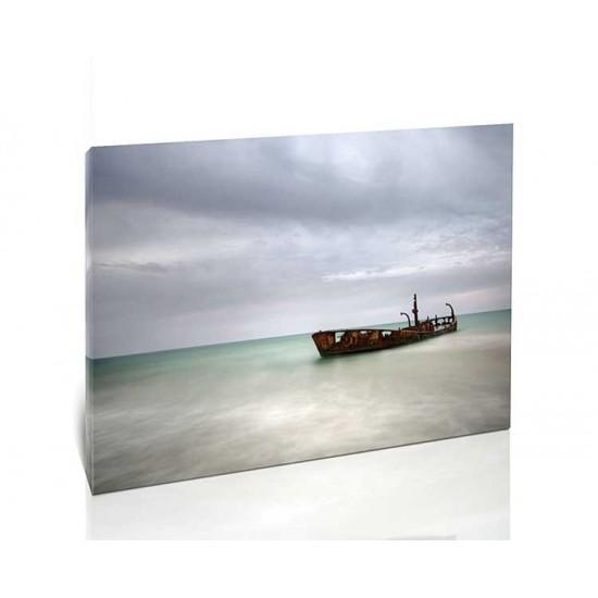 שלד ספינה, חוף הבונים