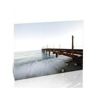 גשר חלוד לים, קפריסין