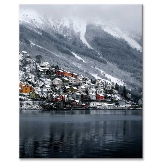 אודה, נורווגיה