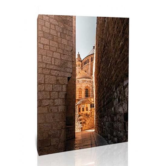 סמטה בעיר העתיקה, ירושלים