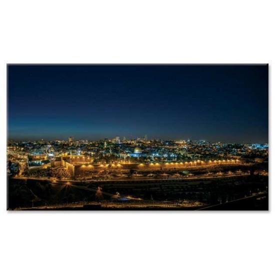 העיר העתיקה, לילה