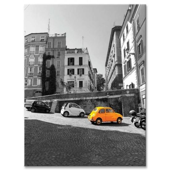 פיאט 500, רומא