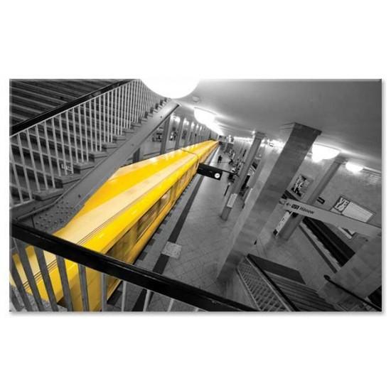 רכבת תחתית, גרמניה