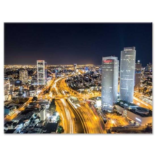 לילה, תל אביב