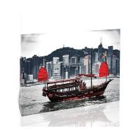 סירת מפרש, הונג קונג