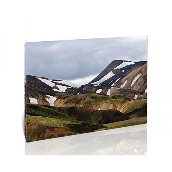 הרים, איסלנד