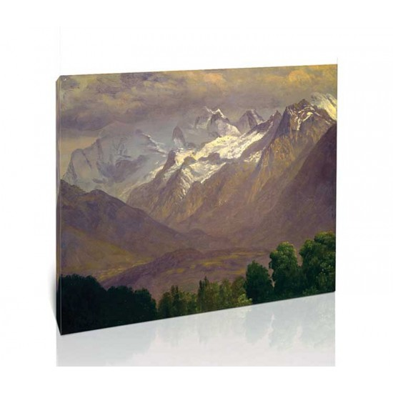 בהרים הגבוהים