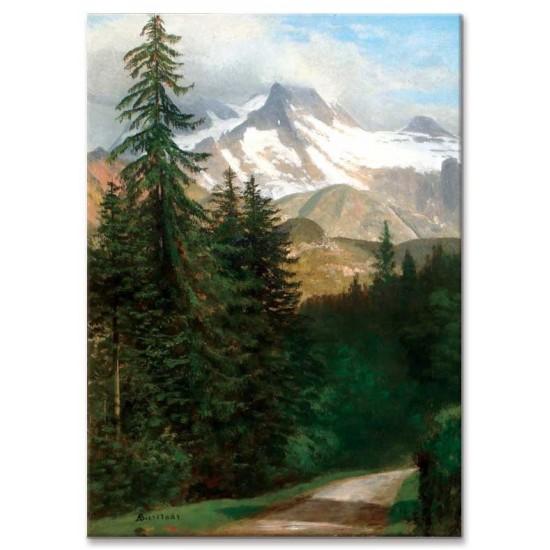 הרי הרוקי ליד פארק אסטס