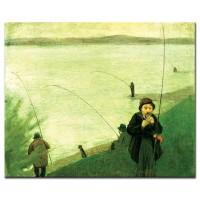דייג על הריין