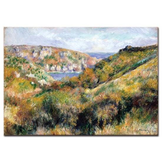 גבעות מסביב למפרץ מולין הואט