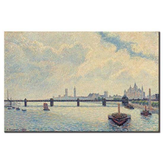 גשר צ'רינג קרוס, לונדון