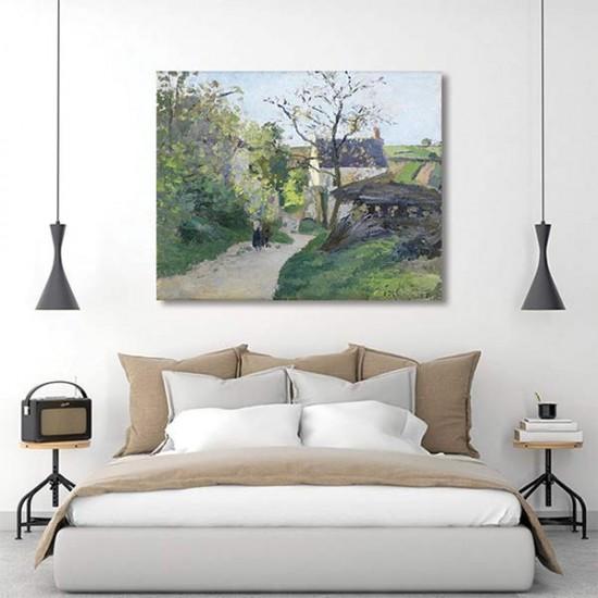 עץ הערמונים הגדול, בית רונדסר, פונטואז
