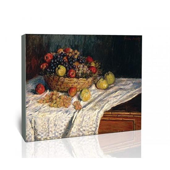 תפוחים וענבים
