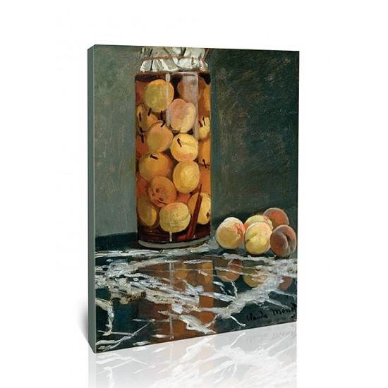 צנצנת אפרסקים