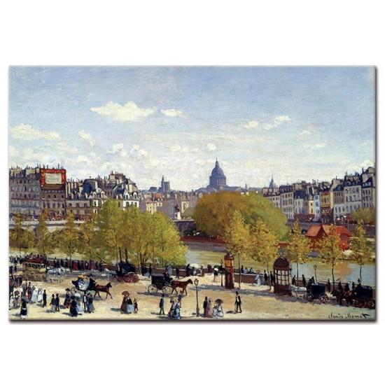שדירת הלובר בפריז