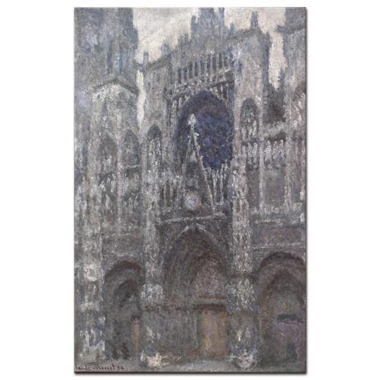 הקתדרלה ברואן, מזג אויר אפור