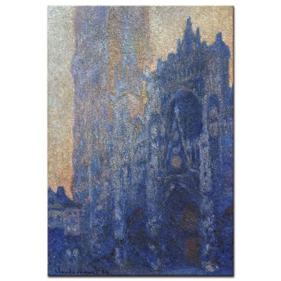 הקתדרלה ברואן, אפקט בוקר