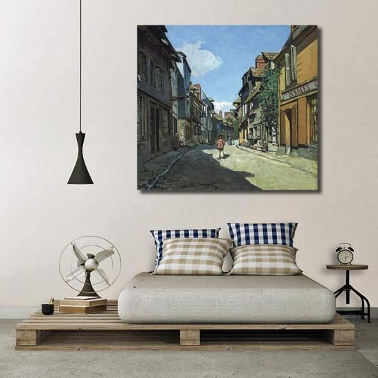רחוב בבולה, הונפלור