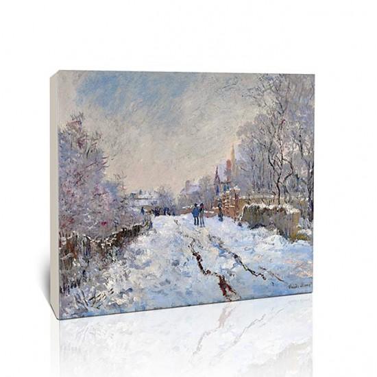 שלג בארגנטויל